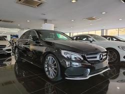 Mercedes-Benz C-Class C200 AMG