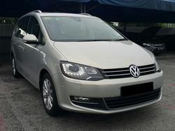 Volkswagen Sharan 2.0 High Specs