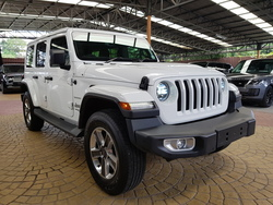 Jeep Wrangler 2.0 Unlimited