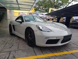 Porsche Cayman 718 2.0 Spt Exhaust