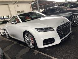 Audi TTS 2.0 T White Red