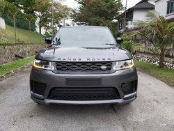 Land Rover Range Rover Sport 3.0 2018