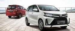 Toyota Avanza 1.5S+ New 2021