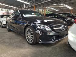 Mercedes-Benz C-Class C200 Sport Coupe