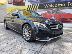 Mercedes-Benz C-Class C200 2.0 AMG Sport