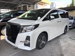 Toyota Alphard 2.5 Sc Alpine Ls SR