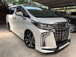 Toyota Alphard 3.5 Sc Edi 4 Cam