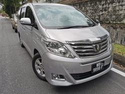 Toyota Alphard 2.4 AT