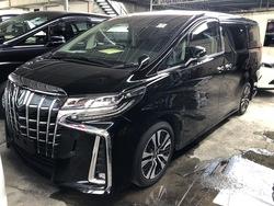 Toyota Alphard 2.5 Sc N F S R