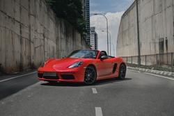 Porsche Boxster T Limited