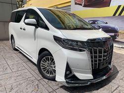 Toyota Alphard 2.5G Edi Pre Crash