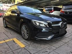 Mercedes-Benz Cla 180 1.6 AMG