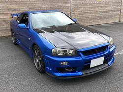 Nissan GT-R R34