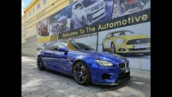 BMW M6 4.4 Gran Coupe