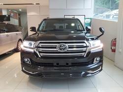 Toyota Land Cruiser Landcruiser Ax 2018