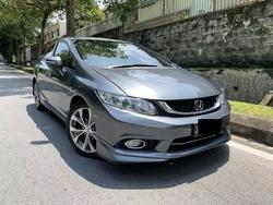Honda Civic 2.0 (A) Facelift