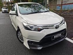 Toyota Vios 1.5G (A)