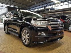 Toyota Land Cruiser 4.6 Zx Edition