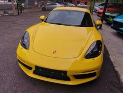 Porsche Cayman 2.0 Sport Chrono