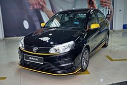 Proton Saga 1.3 CVT