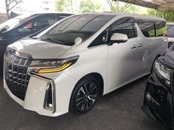 Toyota Alphard 2.5 Sc 2020