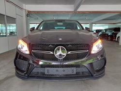 Mercedes-Benz GL-Class Gle450 AMG 3.0 2016