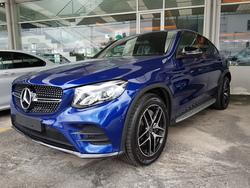 Mercedes-Benz G-Class Glc250 2.0 AMG
