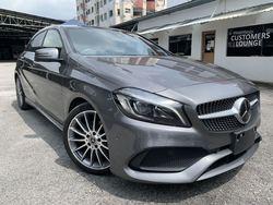 Mercedes-Benz A-Class A180 AMG Facelift