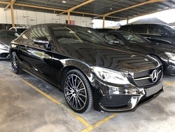 Mercedes-Benz C-Class C200 AMG Coupe