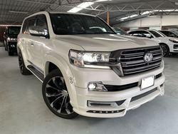 Toyota Land Cruiser 4.6 Zx Wald Edi