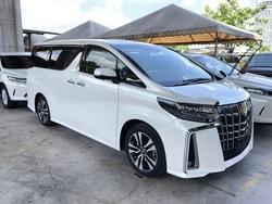 Toyota Alphard 2.5 Sc S R