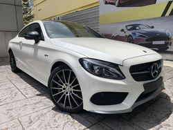 Mercedes-Benz C-Class C43 AMG Plus Coupe