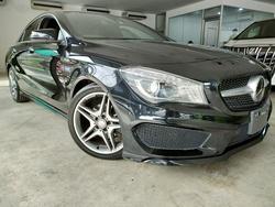 Mercedes-Benz Cla180 AMG