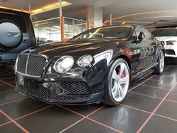 Bentley Continental GT Speed 6.0 Coupe