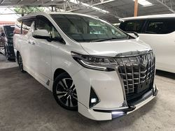 Toyota Alphard 2.5X Edi Facelift
