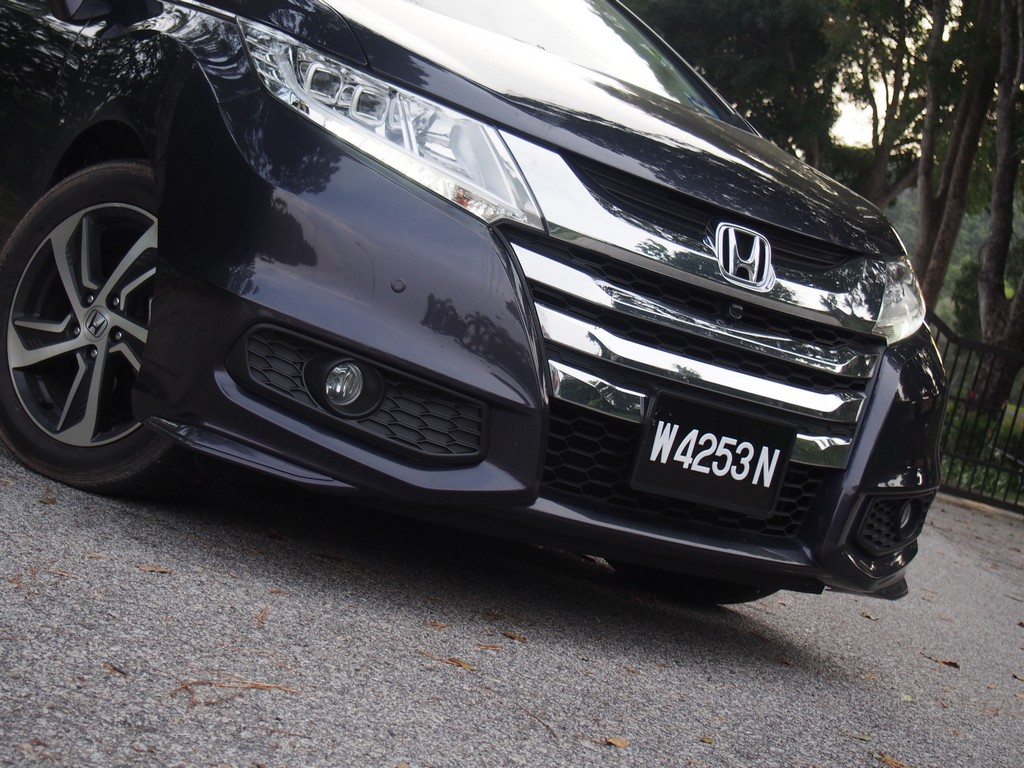 To Desaru and back in Honda Odyssey EXV | CarSifu