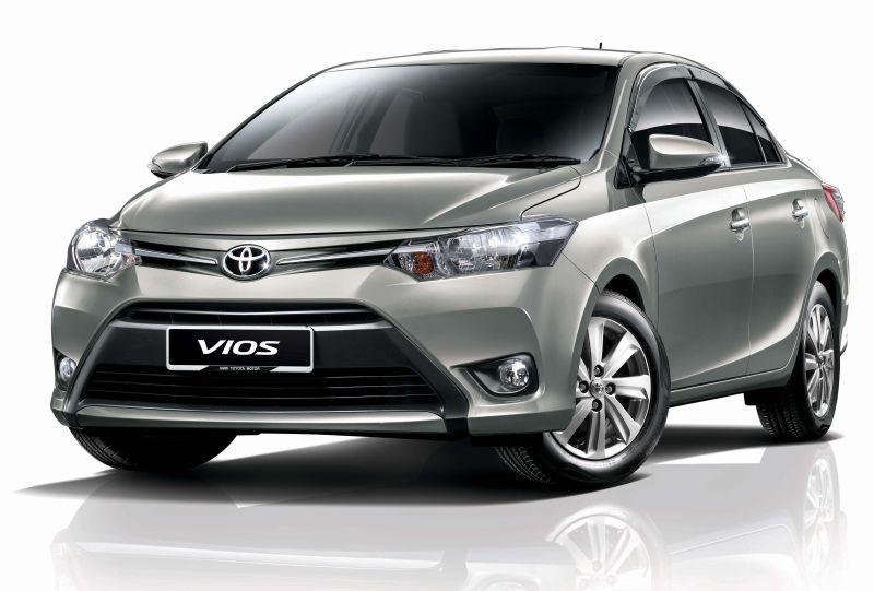 2015 Improved Toyota Vios E ONLINEnew00