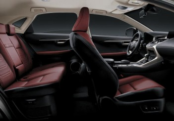 Lexus NX - 21