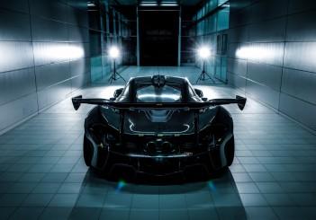 McLaren P1 GTR (Testing) - 01