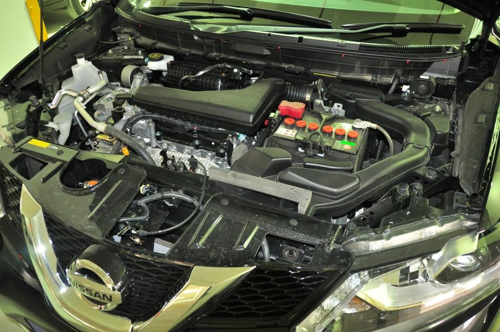 Nissan X-Trail - 79 (2.5L AWD)