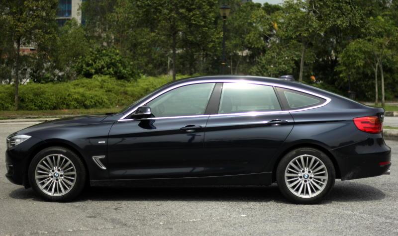 BMW 320d GT - 02