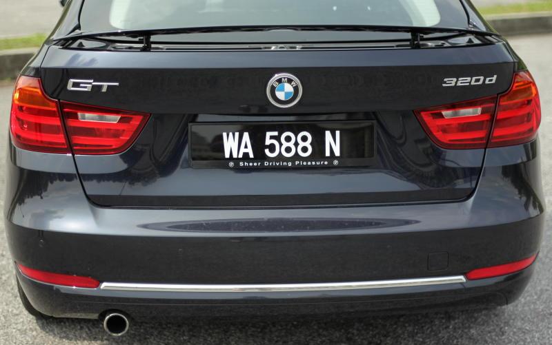 BMW 320d GT - 12