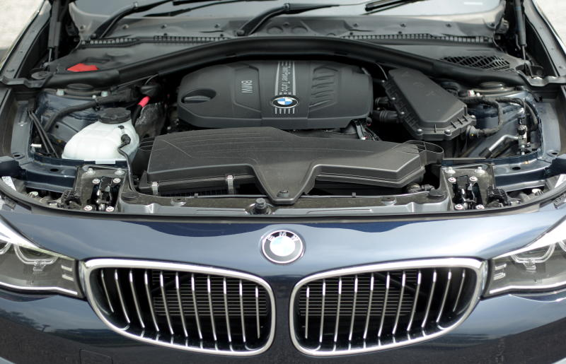BMW 320d GT - 15