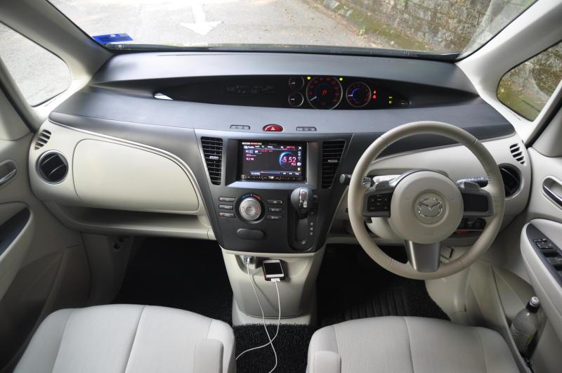 Mazda Biante Bring On The Space Carsifu