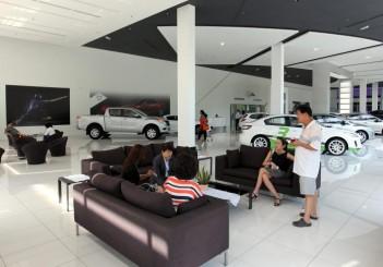 Mazda showroom_ Glenmarie