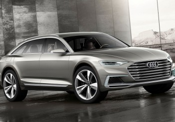 Audi prologue allroad show car - 01