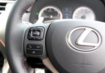 Lexus NX F Sport - 21
