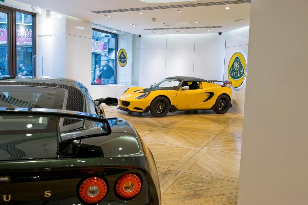 Lotus Brand Centre Interior 02