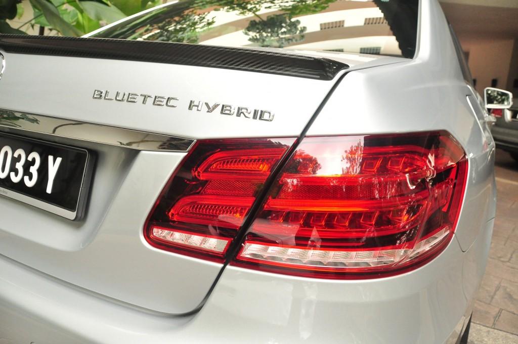 Mercedes-Benz E 300 BlueTEC Hybrid - 007