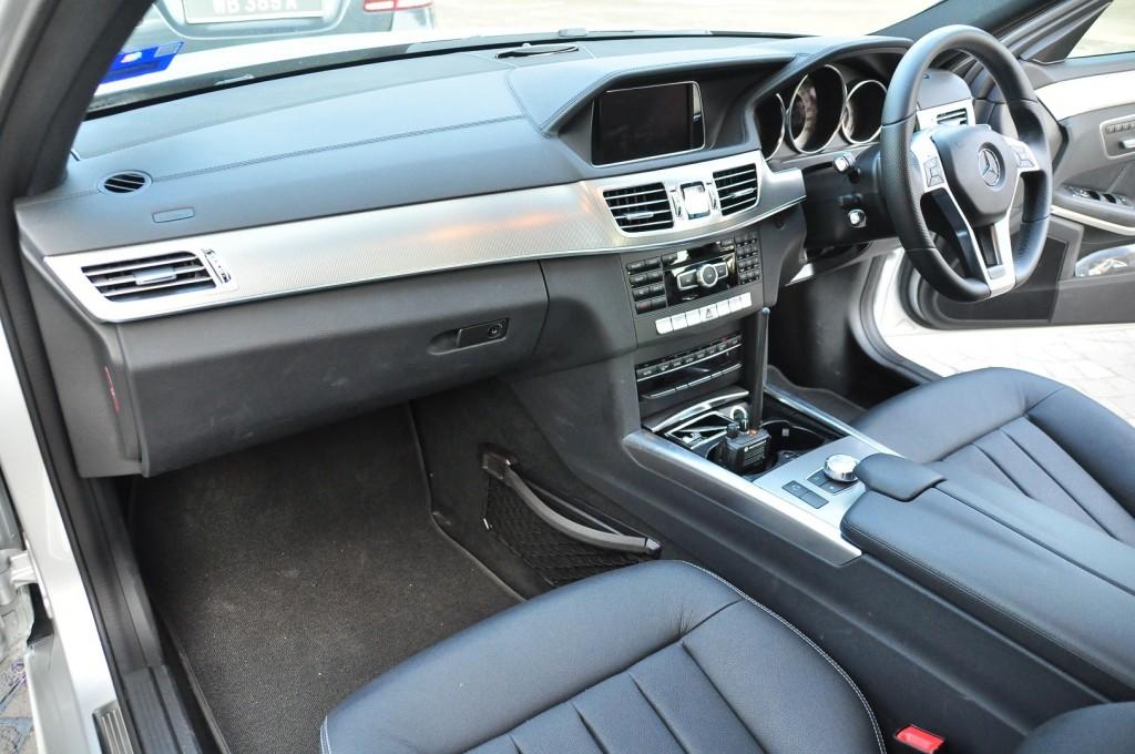 Mercedes-Benz E 300 BlueTEC Hybrid - 074